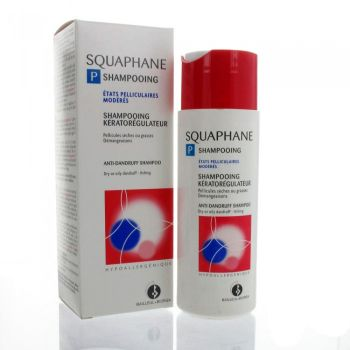 SQUAPHANE P SHAMPOOING KERATOREGULATEUR 200ML