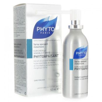 PHYTO PHYTOAPAISANT SOIN CONFORT RÉÉQUILIBRANT APAISANT EFFET BOUCLIER 50ML