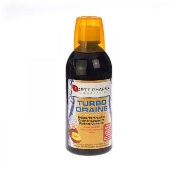 FORTÉ PHARMA TURBO DRAINE MINCEUR THE VERT PECHE 500ML