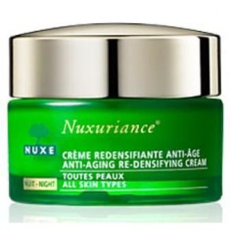 NUXE NUXURIANCE CREME REDENSIFIANTE ANTI-AGE NUIT TOUTES PEAUX 50 ML