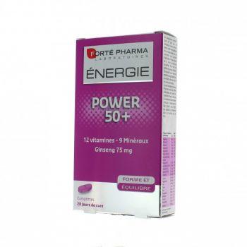 FORTE PHARMA ENERGIE POWER 50+  28 COMPRIMES