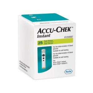 Accu-chek instant 25strip