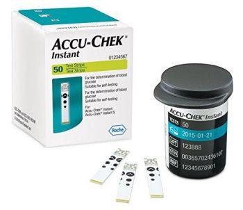 Accu-chek instant 50strip