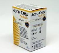 Accu-chek softclix lancette 200 unites
