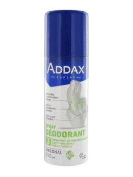 ADDAX SPRAY DEODORANT PIEDS 125 ML