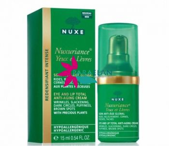 NUXE NUXURIANCE YEUX ET LÈVRES 15ML