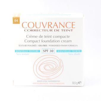 AVÈNE COUVRANCE CORRECTEUR DE TEINT CREME DE TEINT COMPACT 04  10G