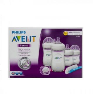 Avent Newborn starter set Naturel +0mois scd301/01