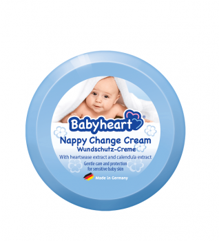 Babyheart creme de change 150ml