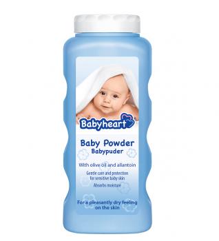Babyheart Talc Poudre 100g