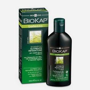 Biokap shampooing nourissant reparateur cheveux secs 200ml
