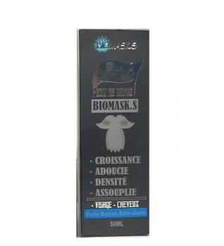 Biomask.s Huile soin de barbe 50ml
