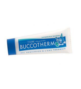 Buccotherm DENTIFRICE JUNIOR 7-12 ANS MENTHE DOUCE 50ml