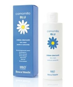 Camomilla Blu Creme Hydratante