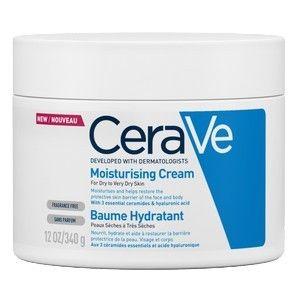 Cerave baume hydratant peaux sèche  340g