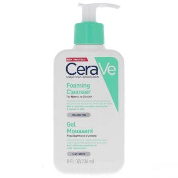 Cerave gel moussant peau frasse 236ml
