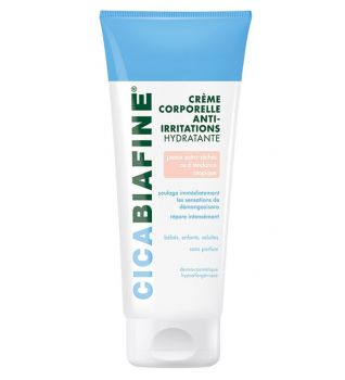 cicabiafine crème corporal anti irritation 200ml