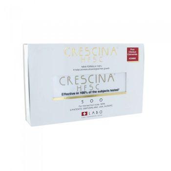 CRESCINA COMPLET HFSC 100% 500 HOMME 20 AMPOULES