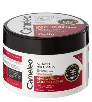 Delia cameleo bb Masque keratine colores 200ml