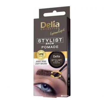 Delia styliste pommade sourcils 5.0 Maron clair