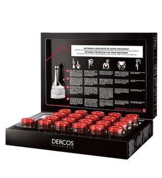 Dercos aminexil clinical homme 21 ampoule