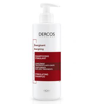 dercos shampoing energisant 400 ml