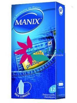 MANIX SUPER BOITE DE 12