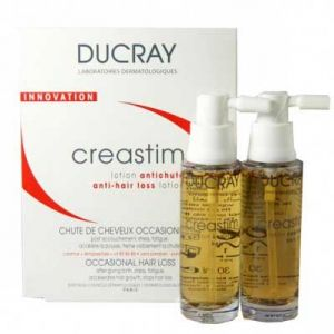 DUCRAY CREASTIM LOTION ANTICHUTE 2x30ML