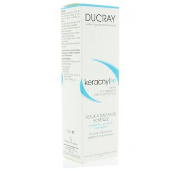 DUCRAY KERACNYL PP CREME SOIN APAISANT ANTI-IMPERFECTIONS 30ML