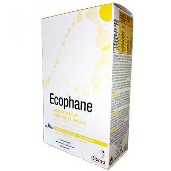 ECOPHANE COMPRIMÉS CHEVEUX ET ONGLES 60 comprimés