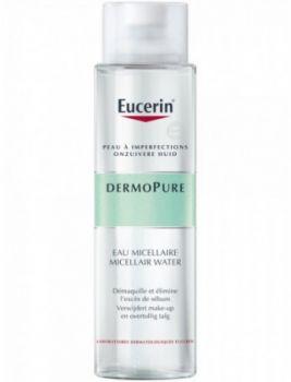 Eucerin dermopure eau micellaire 400ml