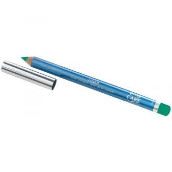 Eye care crayon des yeux vert