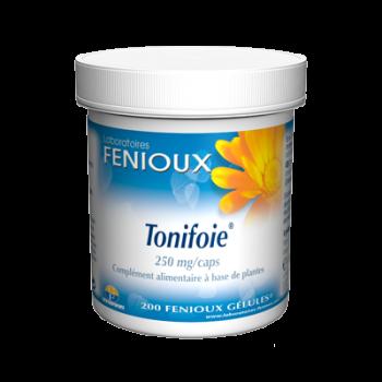 FENIOUX TONIFOIE 200 GELULES
