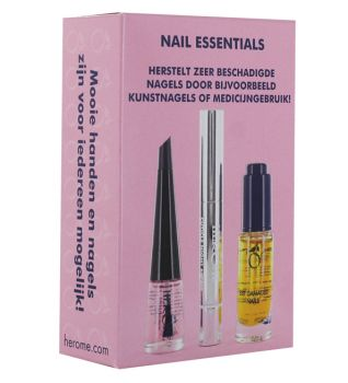 Herome Kit essentials ongles abimes