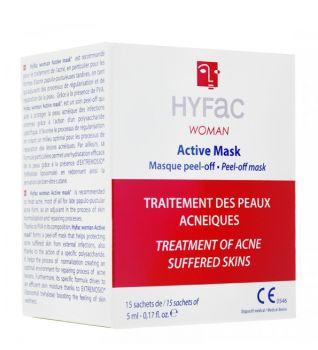 Hyfac woman active mask 15sachets 5ml