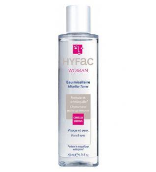 Hyfac Woman eau micellaire 200ml
