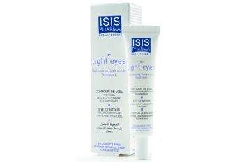 ISISPHARMA LIGHT EYES CONOUR DE L OEIL 15ML