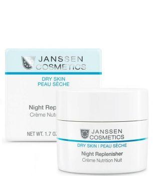 Janssen Cosmetics Night Replenisher creme 50ml
