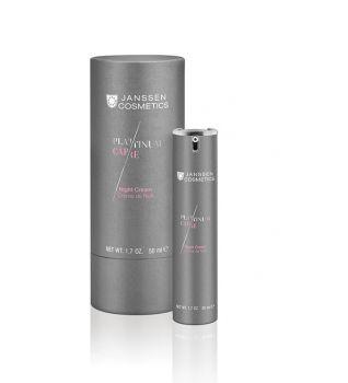 Janssen Cosmetics Platinum care creme de nuit 50ml