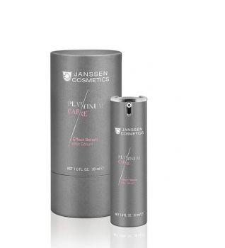 Janssen Cosmetics Platinum care effet serum 30ml