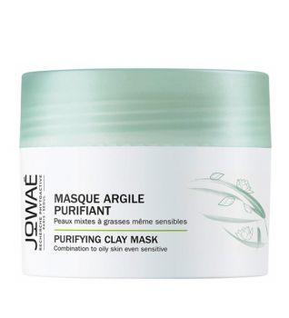Jowae masque argile purifiant 50ml