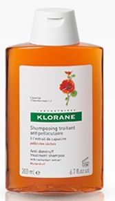 KLORANE SHAMPOOING A LA CAPUCINE 200ML