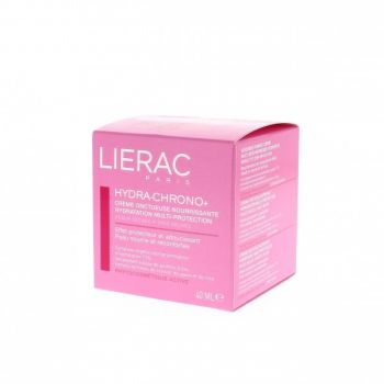 LIERAC HYDRA-CHRONO+ CREME ONCTUEUSE NOURRISSANT PEAUX SECHES A TRES SECHES 40ML
