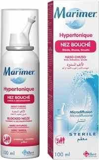 Marimer Nez bouchez Hypertonic 100ml