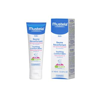 MUSTELA BAUME RÉCONFORTANT SOIN PECTORAL HYDRATANT 40ML