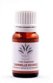 N&S HUILE ESSENTIELLE CANNELLE ECORCE 10ML cinnamonum verrum(e-cinnamaldéhyde)