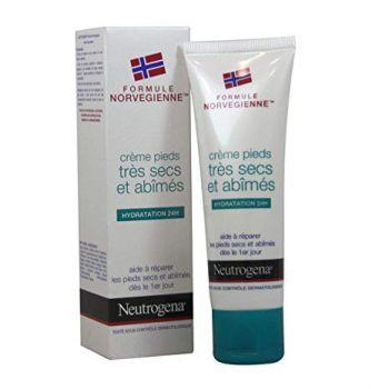 Neutrogena Creme Pieds Tres Sec& Abimes