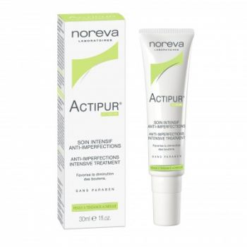 NOREVA ACTIPUR SOIN INTENSIF ANTI-IMPERFECTIONS 30ML