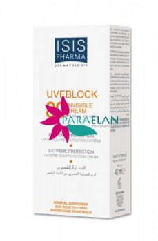 ISISPHARMA UVEBLOCK 80 INVISIBLE EXTRÊME PROTECTION 40ML
