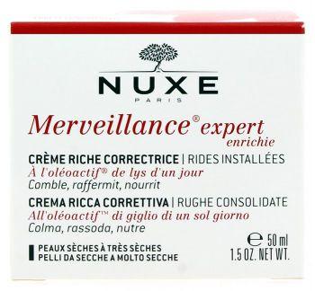 NUXE MERVEILLANCE EXPERT ENRICHIE 50ML